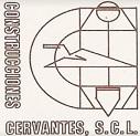 LOGO CONSTRUCCIONES CERVANTES S.C.L.